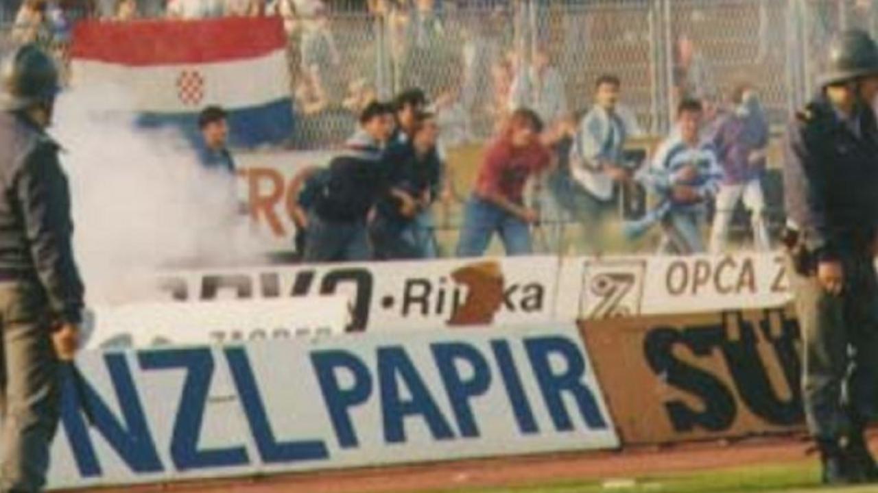 13 mai 1990: le match de foot qui déclencha une guerre
