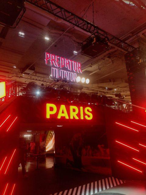 On a rencontré Christiane Endler et Houssem Aouar au lancement de la nouvelle Predator d'Adidas