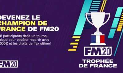 Trophee de France Football Manager