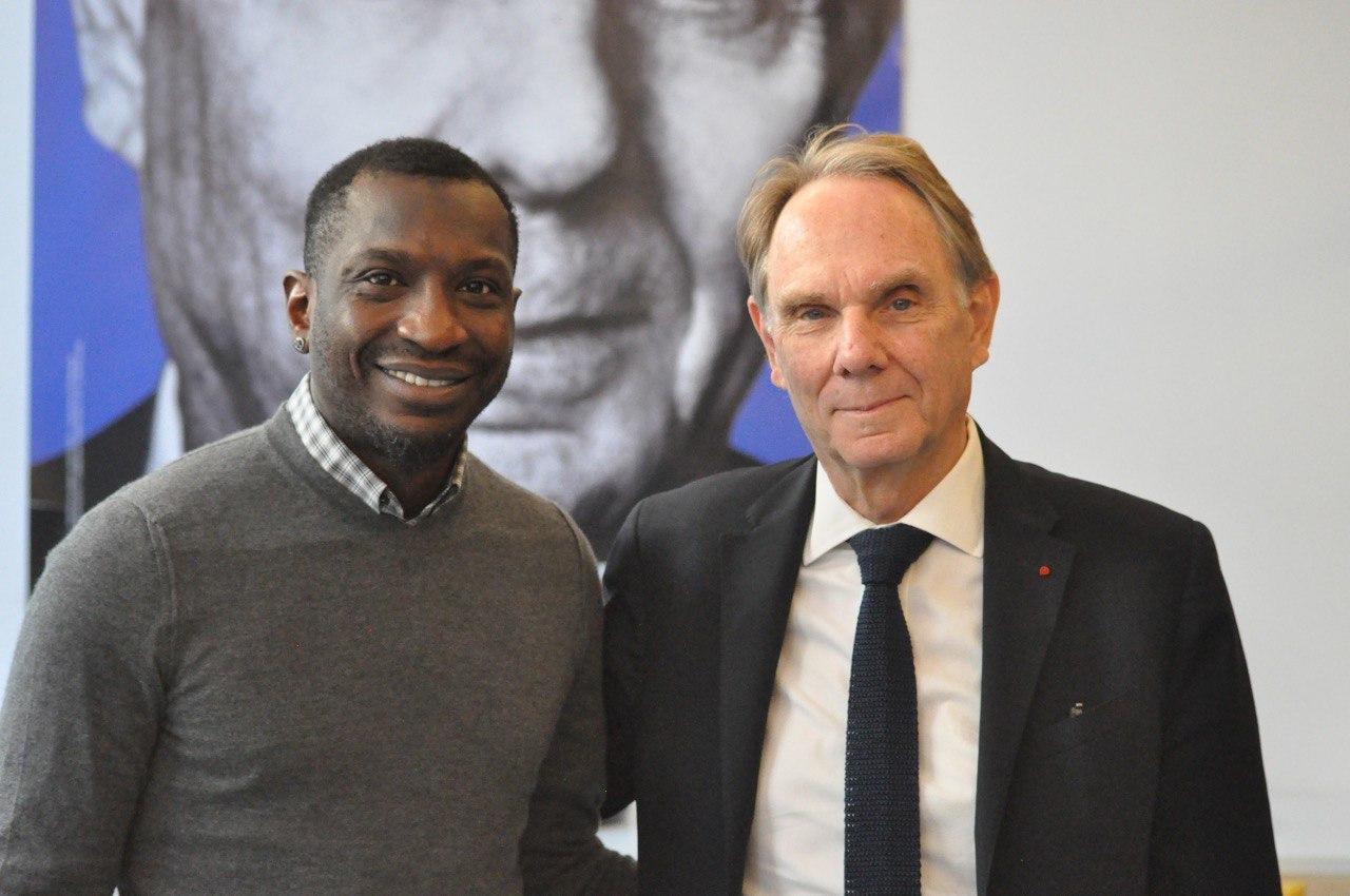 Mamadou Niang se lance en politique à Marseille