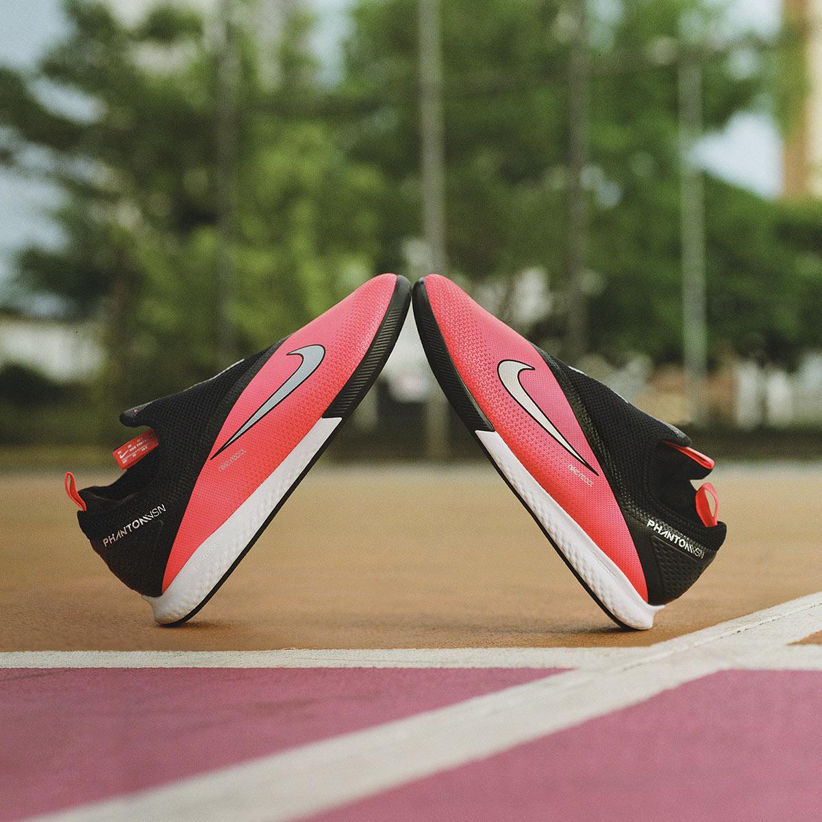 Testing de la Phantom Vision 2 de Nike