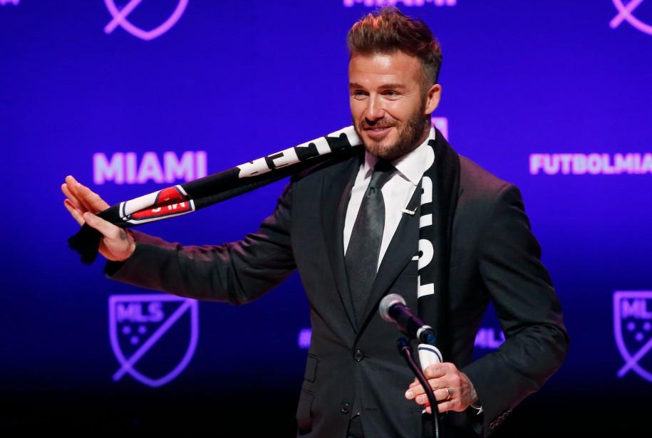 David Beckham et son influence sur la Major League Soccer