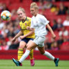 Arsenal Women v Bayern Munich Women