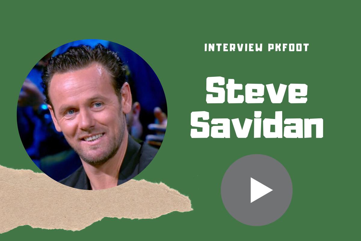 Interview Steve Savidan