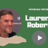 Interview Laurent Robert