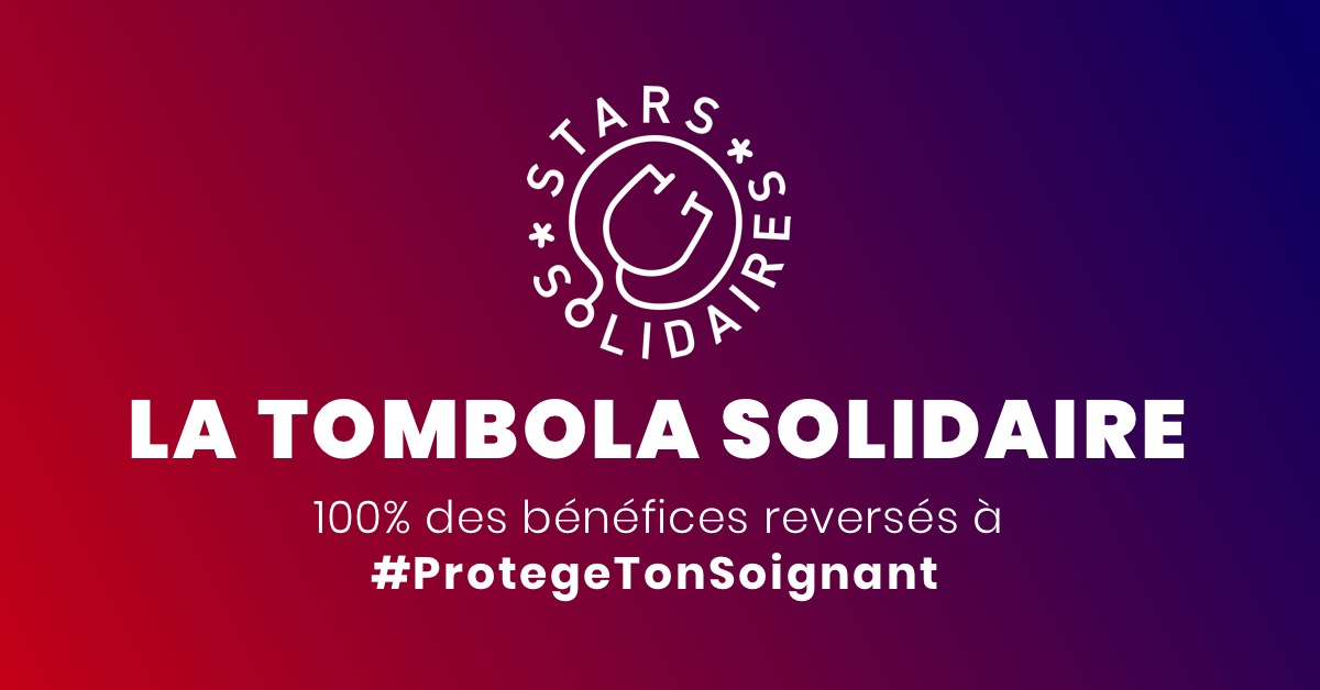 Foot et tombola solidaire