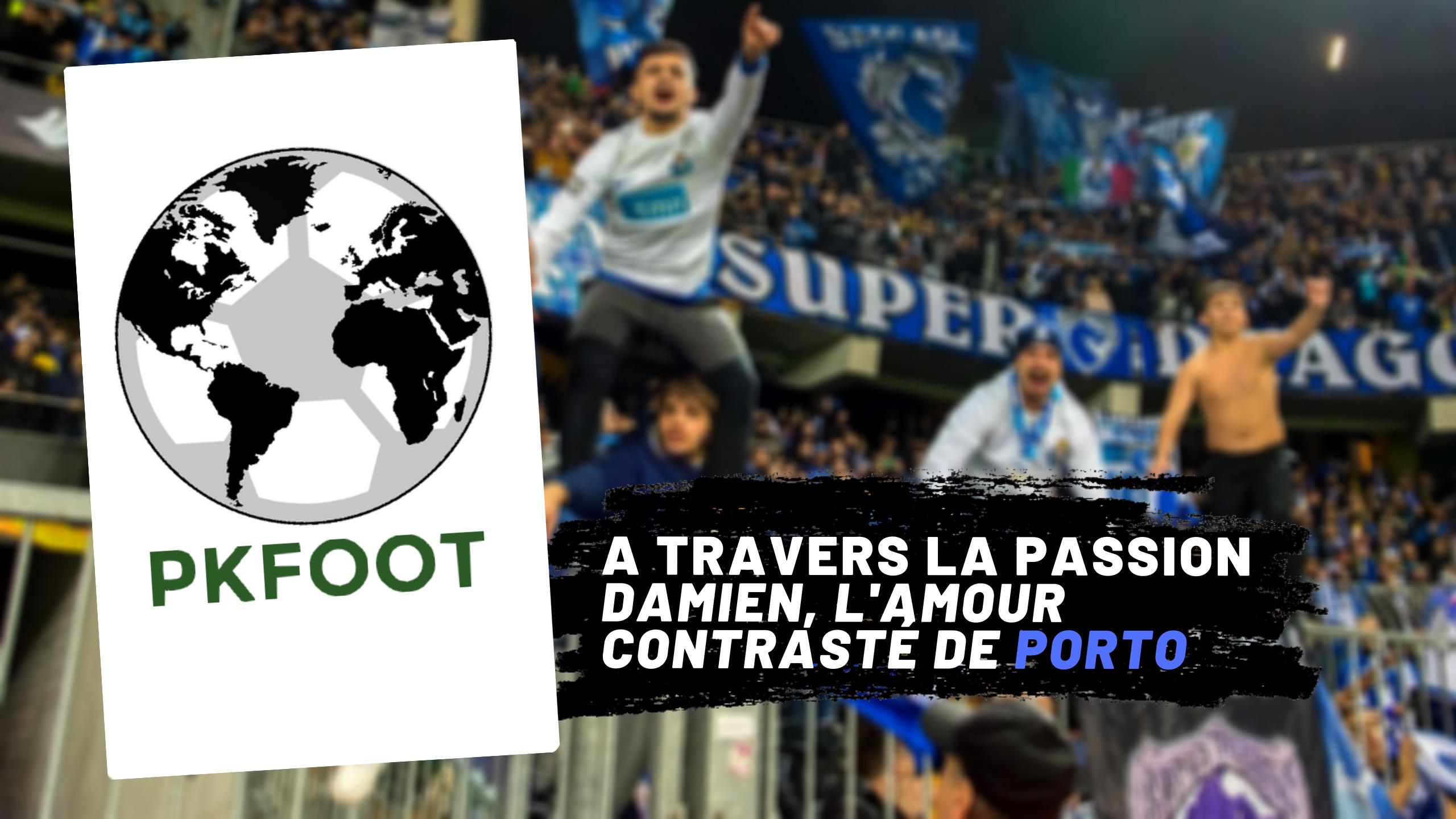 À travers la passion E02 : Damien, l'amour contrasté de Porto
