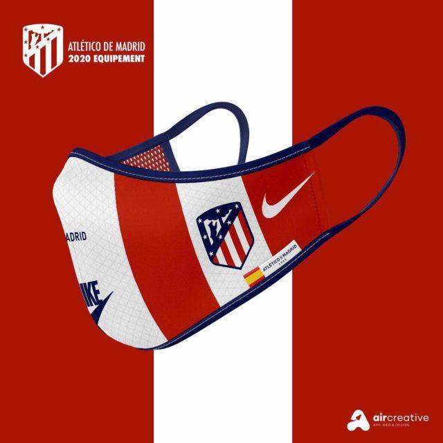 Aircreative propose des masques made in Liga