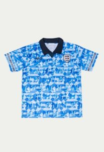 Art of Football lance le maillot national NHS