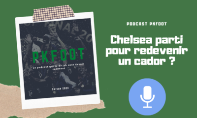 podcast Chelsea