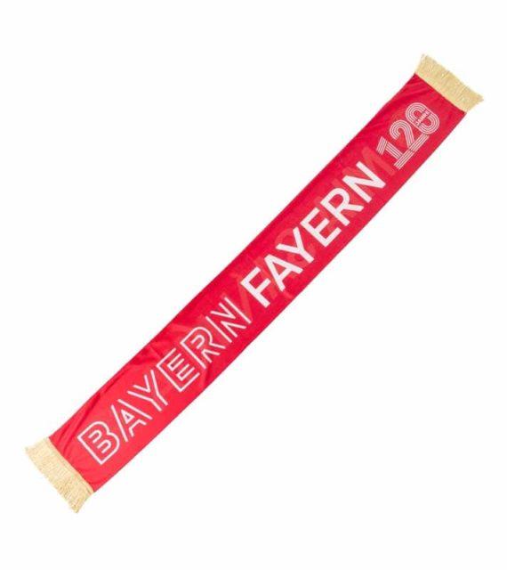 Le FC Bayern lance ses masques à partir d'écharpes