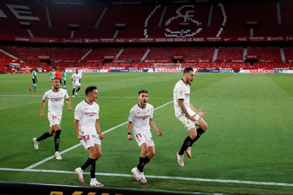 Le point JEU #21 : les ailes du FC Séville, Modric et Kroos en forme