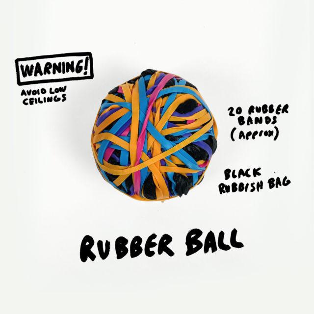 """Park SSC lance le challenge """"Rubbish Ball"""""""