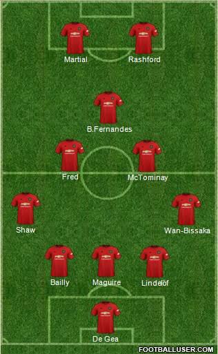 Tactique #1 : comment faire jouer Manchester United ?
