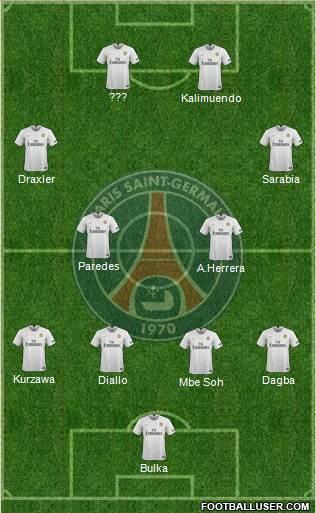 Tactique #3 : comment faire jouer le PSG ?