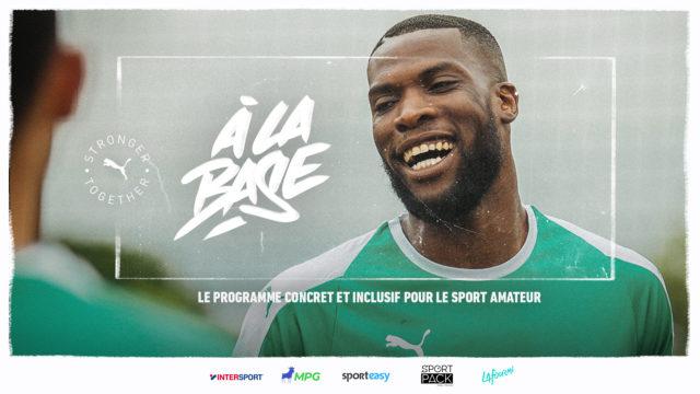 """Puma lance """"A la base"""", un mouvement d'aide au football amateur"""
