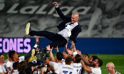 Zidane campeones
