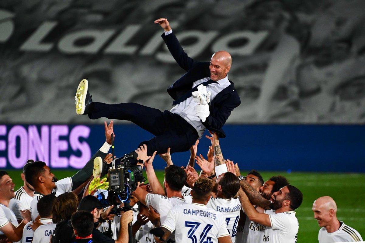 Bilan Liga 2019/20 : le deuxième titre de champion pour Zizou