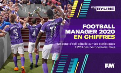 chiffres football manager 2020