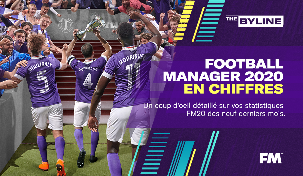 Football Manager 2020 en chiffres