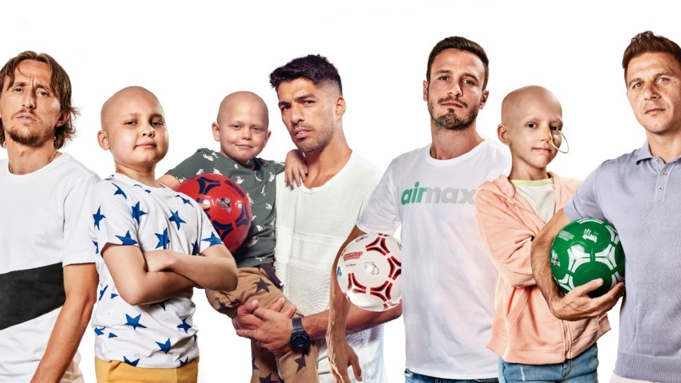 Un ballon pour aider les enfants