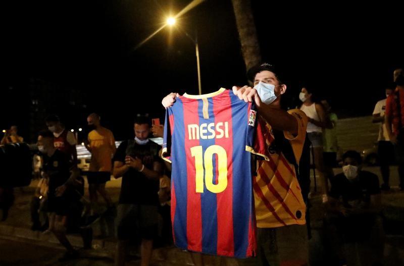Messi, le cœur et la raison