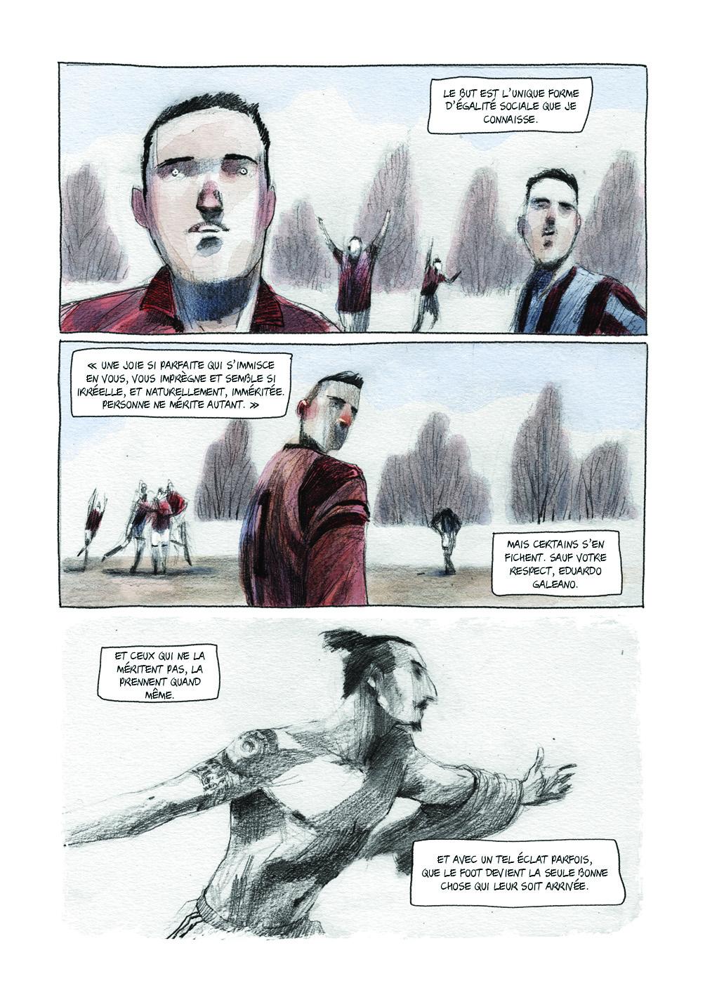 Zlatan, comment il est devenu Zlatan - en BD