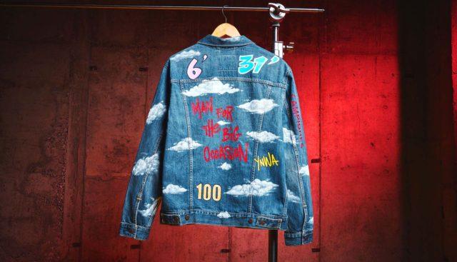 Levi's crée des vestes pour le titre de Liverpool