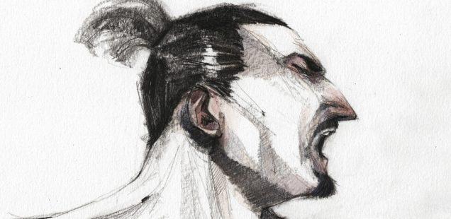Zlatan, comment il est devenu Zlatan – en BD
