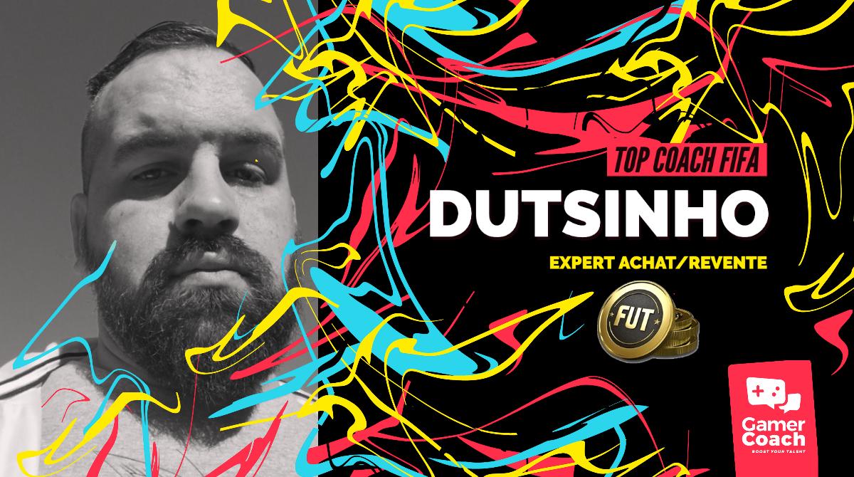 J'ai testé un cours d'achat revente sur FUT 21 avec Dutsinho