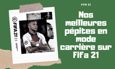 Fifa 21 mode carriere