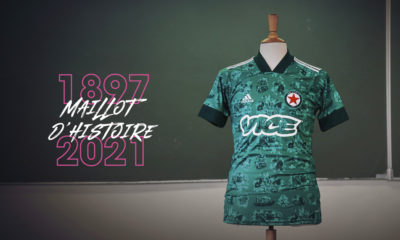 maillot red star 2021
