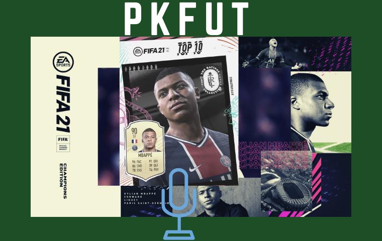 PKFut – Le podcast FUT épisode 1