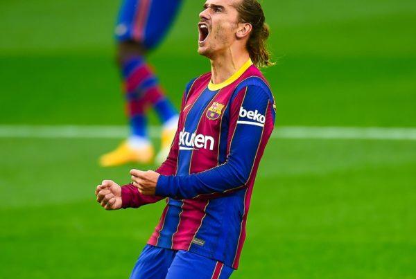 Antoine Griezmann Barcelone