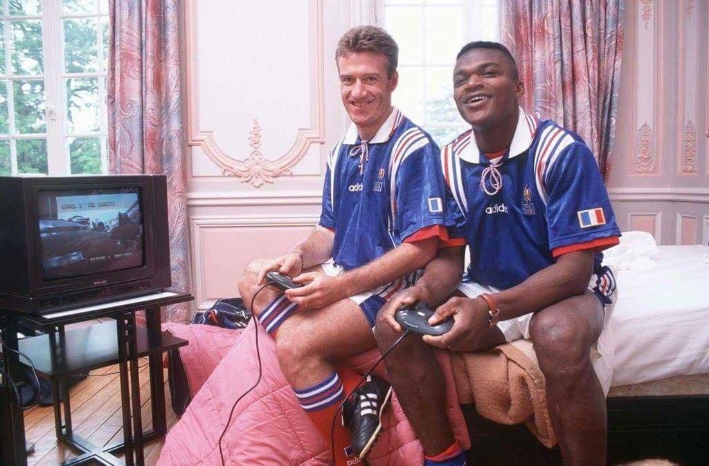 Les jeux-vidéo auxquels jouent les footballeurs