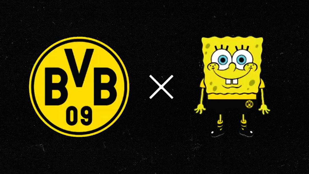 Bob L'Eponge rejoint le Borussia Dortmund