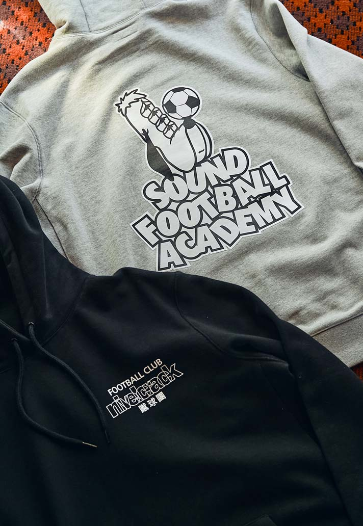La Sound Football Academy de Nivelcrack arrive en grandes pompes