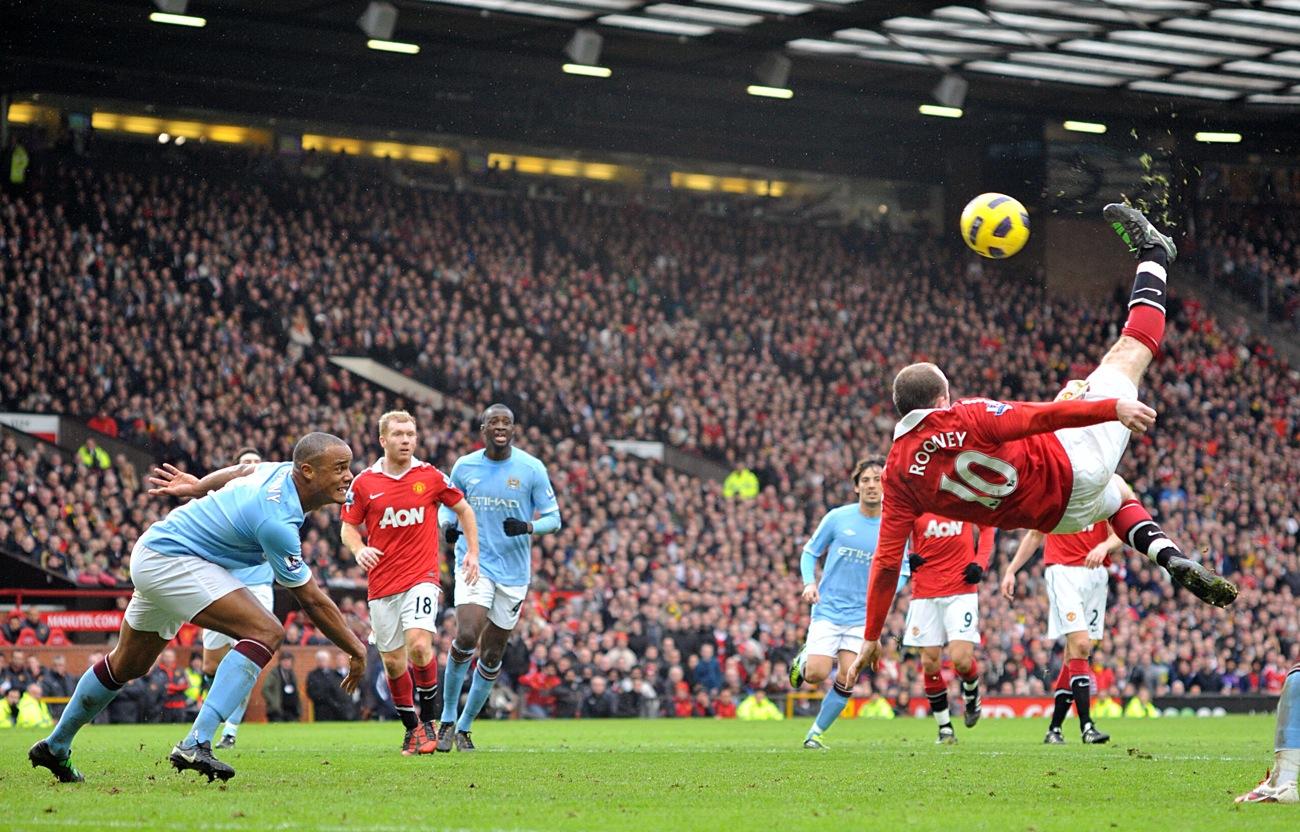 Rooney, le dernier représentant du football total ?