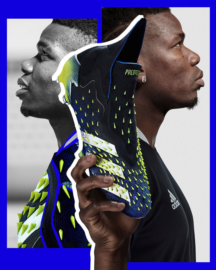 On a assisté au lancement digital de la nouvelle Predator Adidas