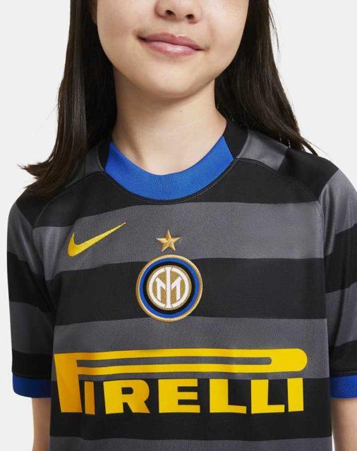 La refonte visuelle de l'Inter Milan par Matti Vandersee