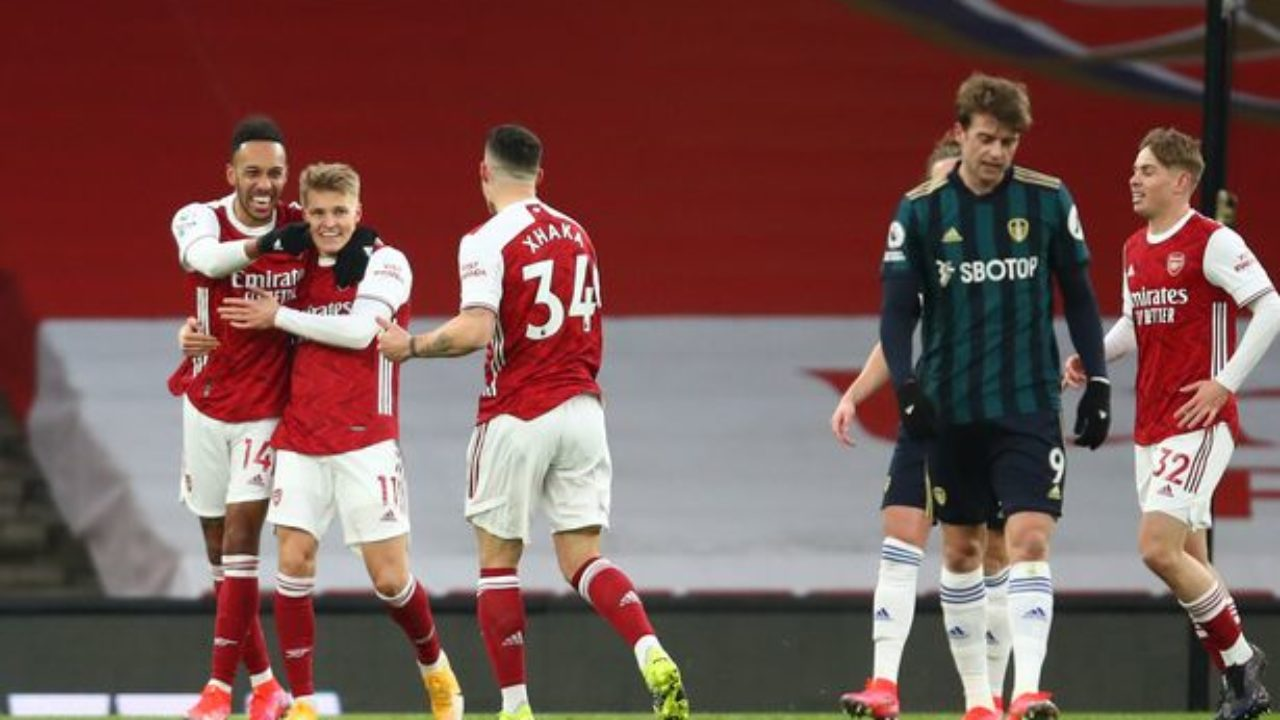 Le point JEU #43 : Odegaard, Arsenal, et l'Inter impitoyable