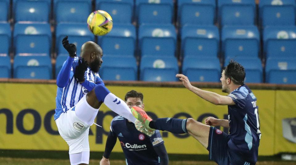 «J'ai toujours cherché à jouer au meilleur niveau possible» : Diaguely Dabo, Kilmarnock (D1 écossaise)