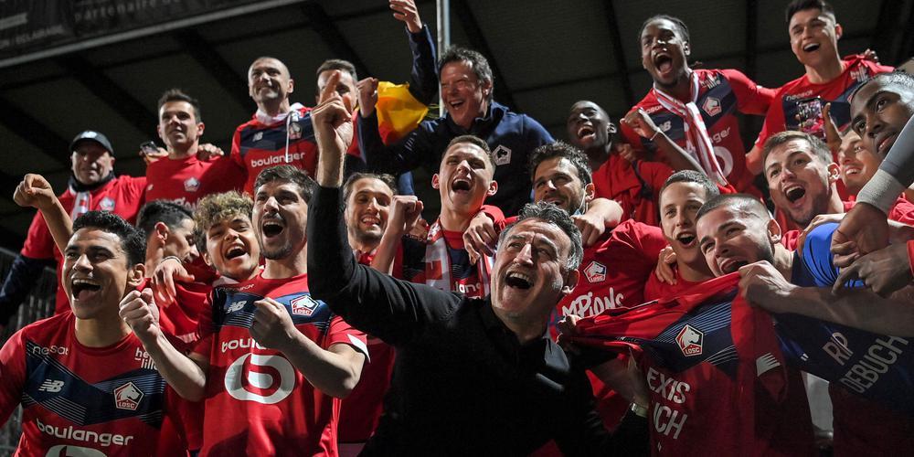 Bilan Ligue 1 2020/21 : Lille tient son exploit