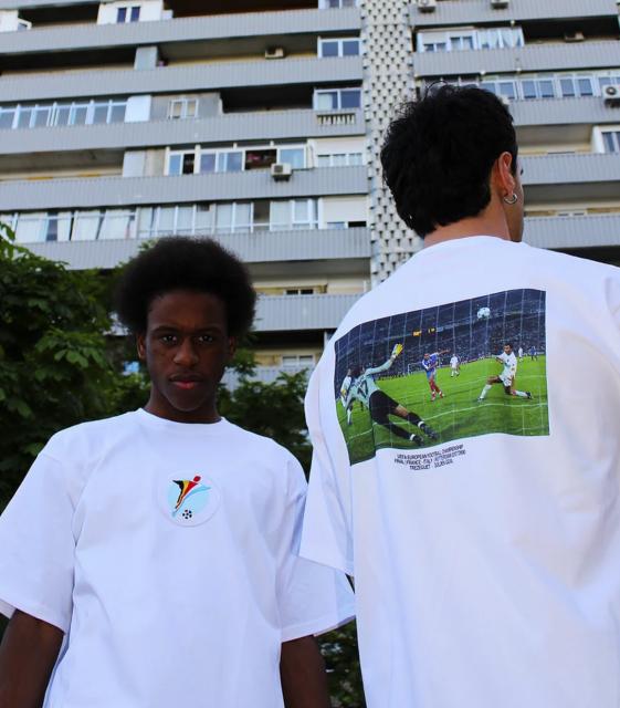 Retro Football Gang célèbre l'Euro des nostalgiques