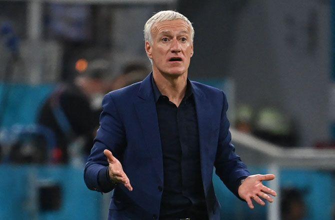 France vs Suisse est-ce la faute de Didier Deschamps ?