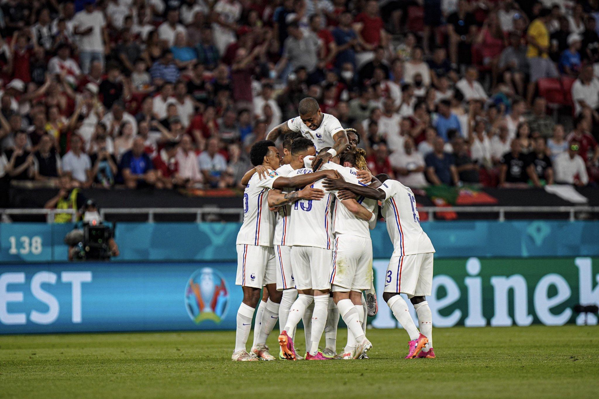 Que retenir des matchs de poule de l'Equipe de France