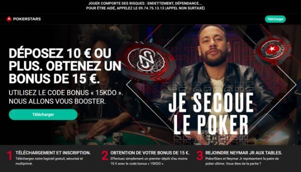 Code Promo Poker Stars - Bonus Poker Stars