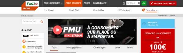 Code Promo PMU - Bonus PMU