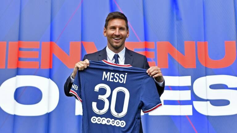 Lionel Messi: une autre nouvelle que personne n'a vu venir