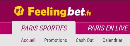 Avis & Test Complet sur Feeling Bet